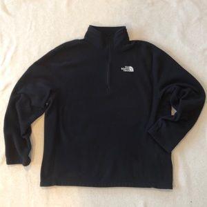 North Face Cornice II 1/4 Zip Fleece Men's L